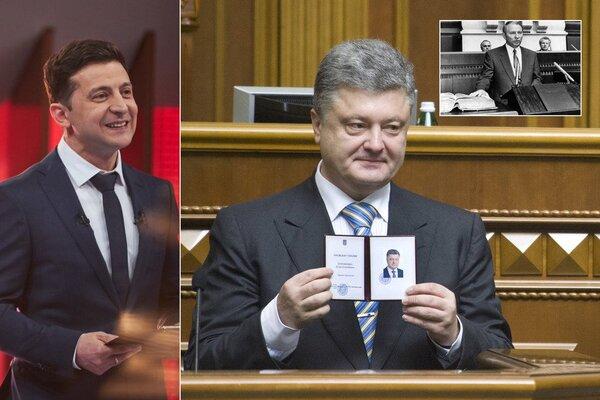 выборы президента, выборы в украине, петр порошенко, владимир зеленский, инаугурация, президент украины