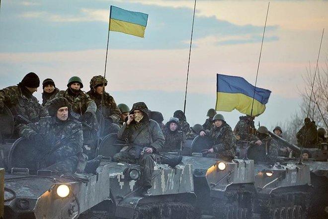 """Пресс-центр """"Север"""": Под Станицей Луганской ликвидировали группу боевиков и гранатомет"""