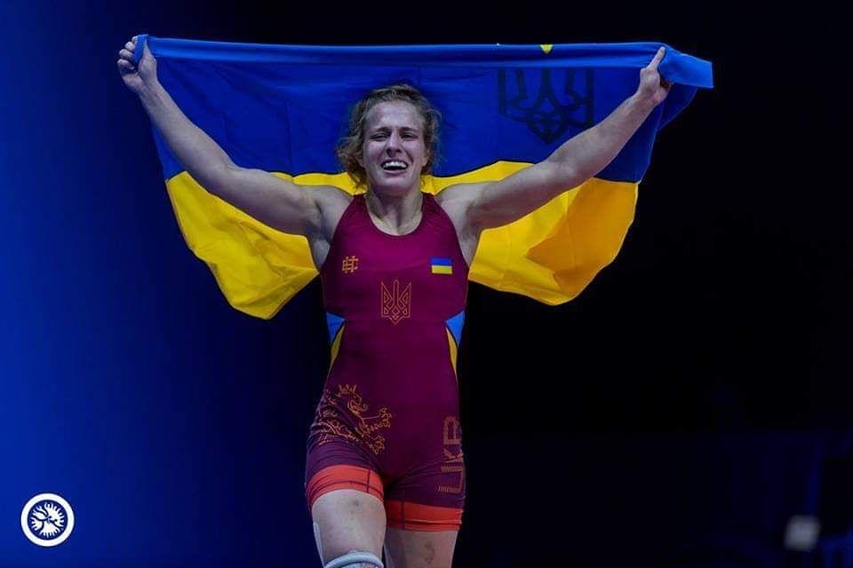 Победа в Токио: борец Черкасова добыла 7-ю медаль для Украины на Играх – 2020