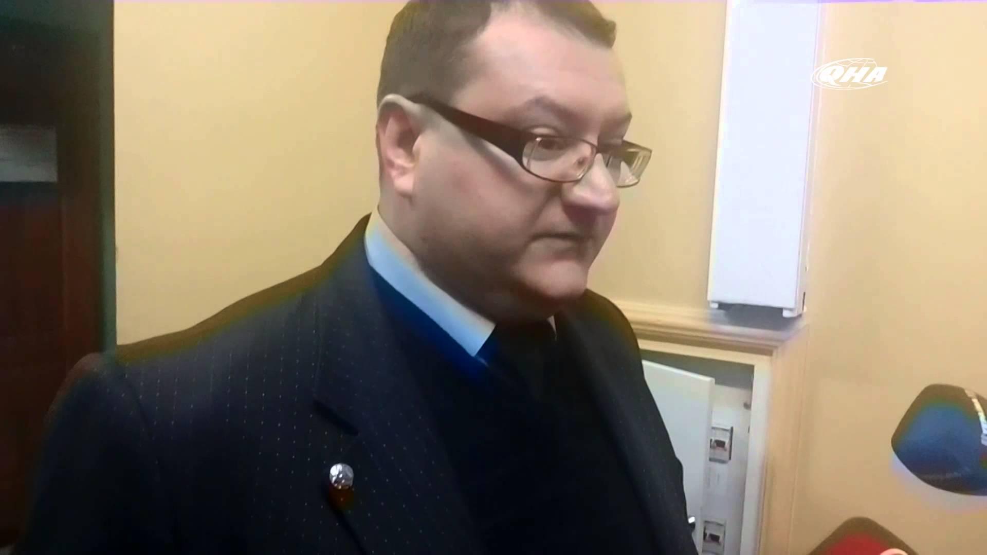 Матиос раскрыл важные подробности убийства адвоката Грабовского