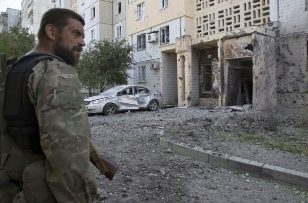 Бои в Донбассе: силы АТО и боевики несут серьезные потери