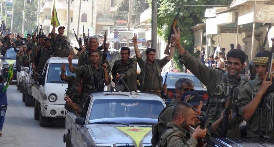 Военный конфликт в Сирии. Хроника событий 26.03.2016