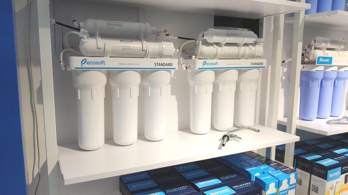 Особенности трехступенчатых фильтров для воды