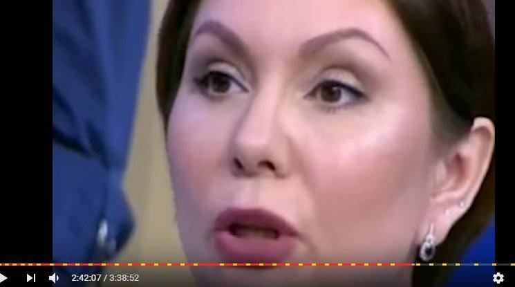 Бондаренко снова отличилась мерзким высказыванием об Украине, АТО и Донбассе на пропагандистском канале в РФ: украинцы возмущены до предела - кадры
