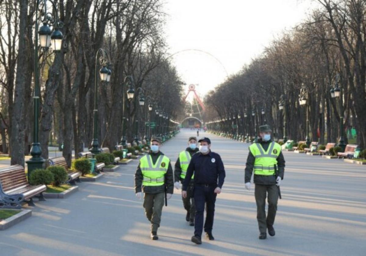 В трех областях Украины запрещено выходить на улицу, вводится комендантский час, детали