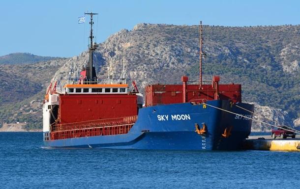 Украина впервые в своей истории конфисковала судно, заходившее в аннексированный Крым