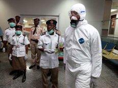 Украина усиливает контроль на КПП из-за лихорадки Эбола