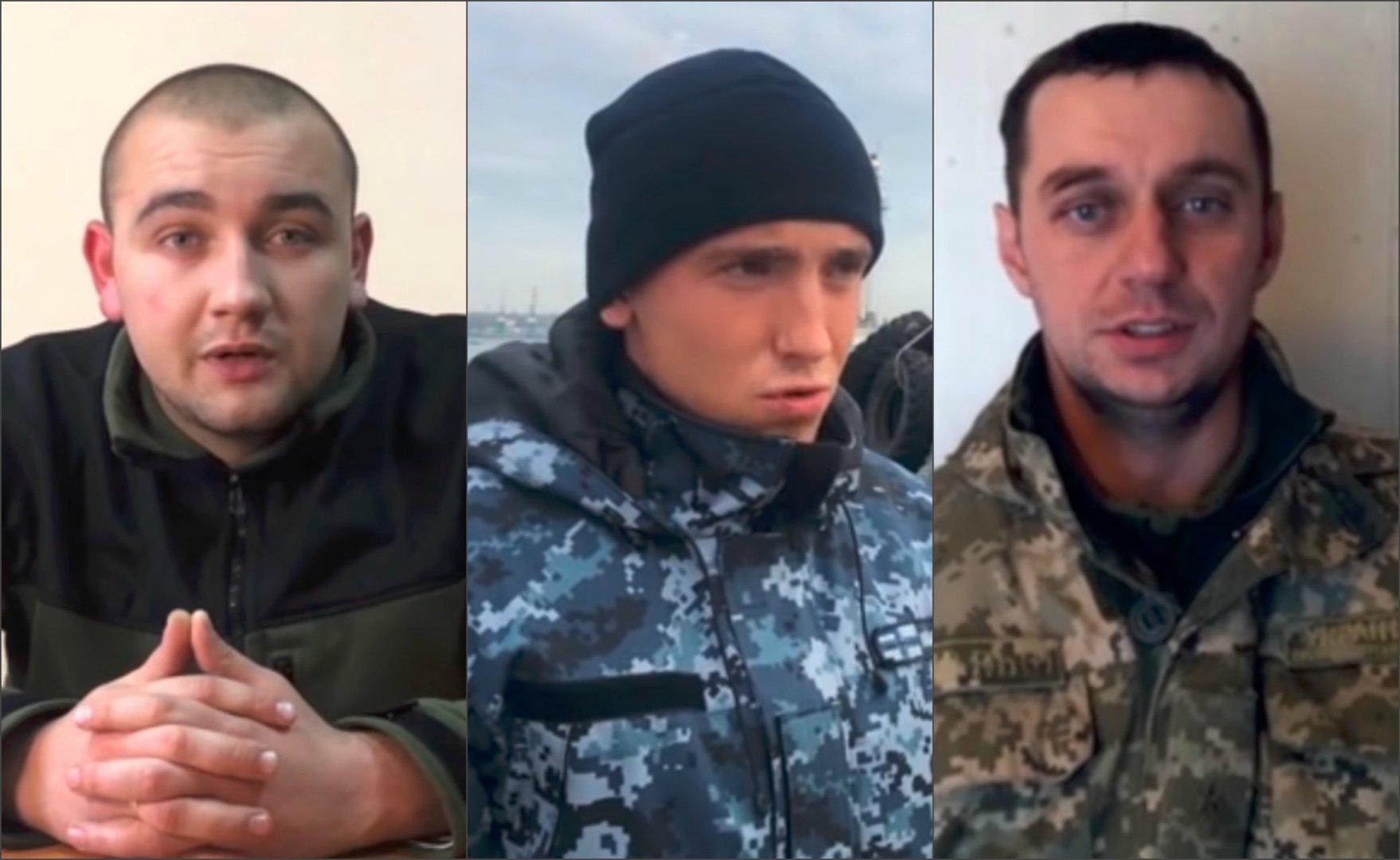 Грязные методы: ФСБшники Путина угрожают семьям двух пленных моряков, живущих в аннексированном Крыму, - ВМС