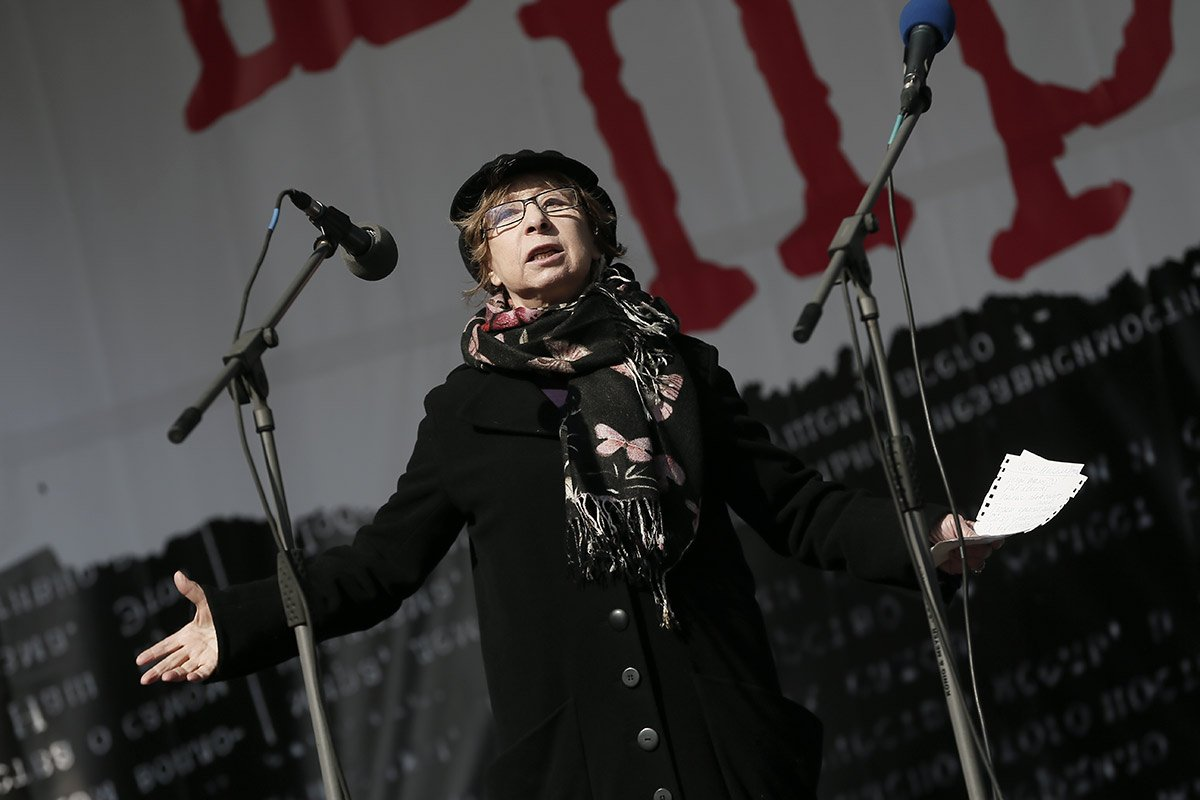 Ахеджакова разнесла в пух и прах путинскую Россию и назвала людей, которые способны все изменить
