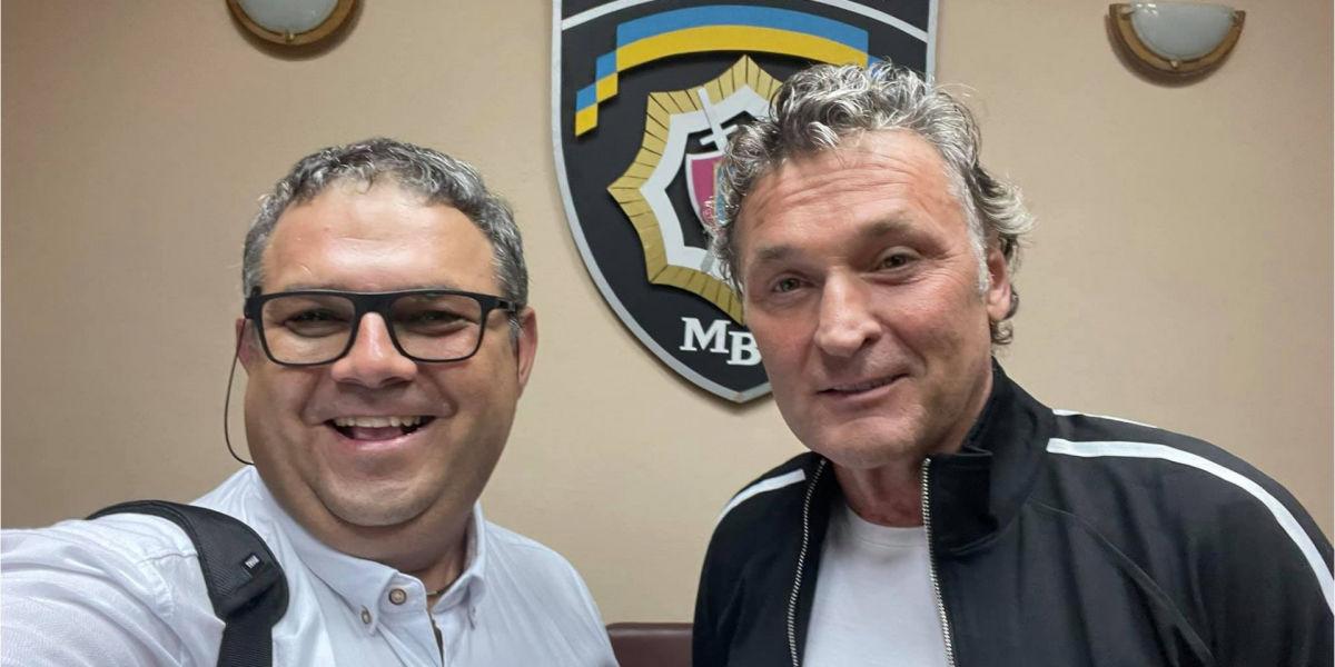 """Суд арестовал экс-нардепа, лидера партии """"5.10"""" Балашова: """"Еду в тюрьму, ждем конвой"""""""
