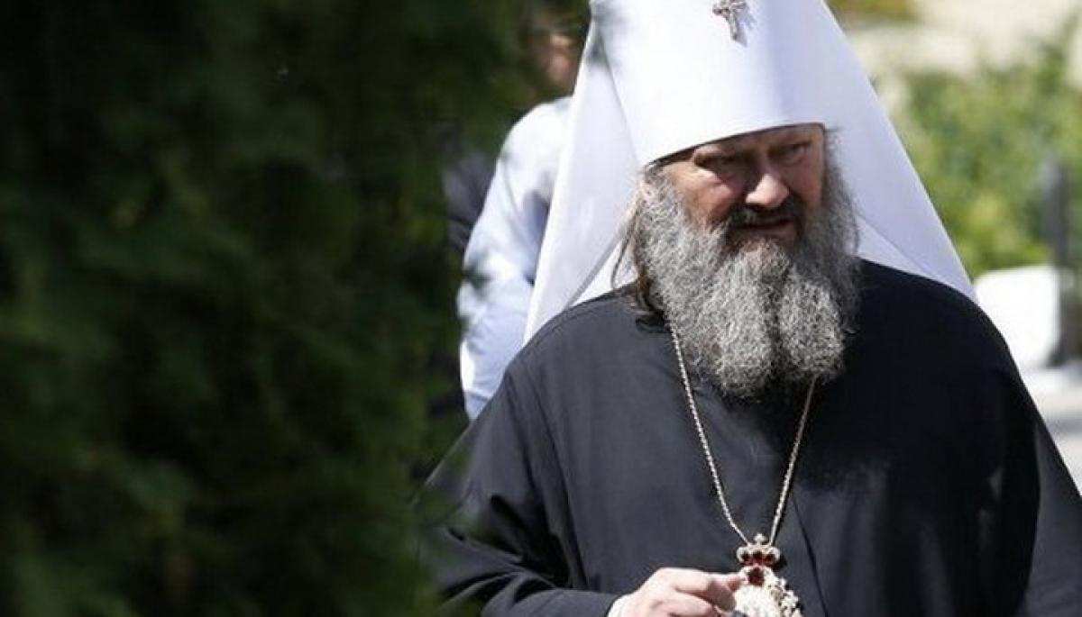 Тест подтвердил коронавирус у настоятеля Киево-Печерской лавры: митрополит Павел входил в группу риска