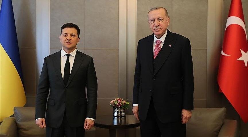 В Стамбуле проходит встреча Зеленского и Эрдогана: президенты говорят с глазу на глаз