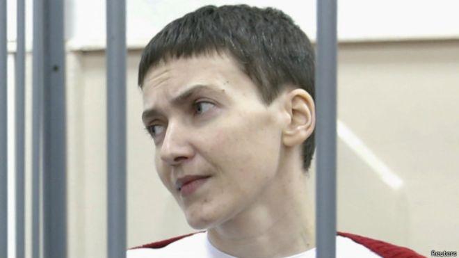 Сухая голодовка - единственный для Савченко способ выражения протеста против решения российского судилища - Фейгин
