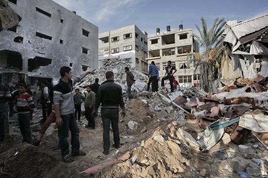 Израиль отказался прекращать огонь в секторе Газа