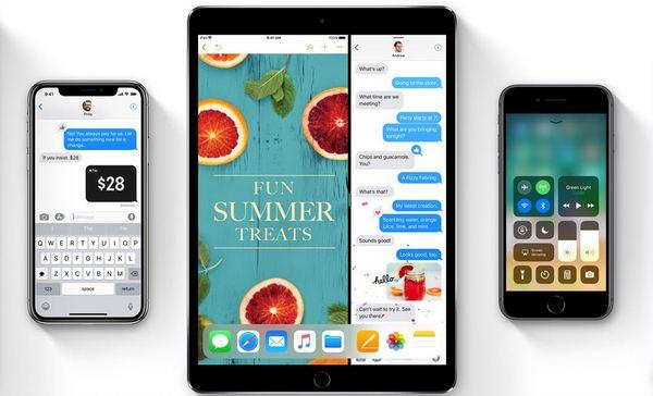 Apple порадовала еще одной новинкой: компания создала новую операционную систему iOS11 для своих гаджетов