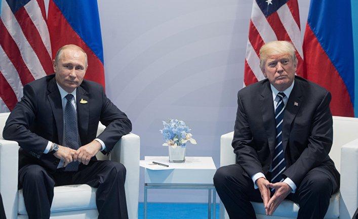 """""""Я не уверен"""", - Трамп сделал новое заявление относительно запланированной встречи с Путиным в Париже"""