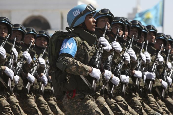 """США """"прижали"""" Россию к стенке: Керри озвучил единственное условие, при котором США станут обсуждать предложение Путина по миротворцам ООН на Донбассе"""