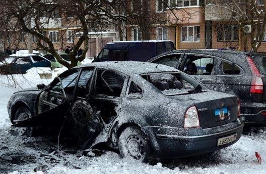 """""""Покушение по-любому. Это не простой мужик"""", - в оккупированном Донецке после мощного взрыва есть жертвы – соцсети показали первые кадры"""
