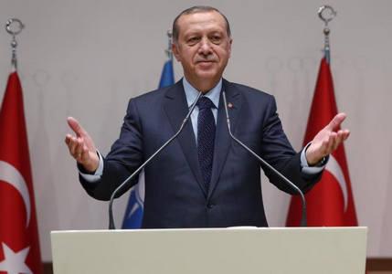 """""""Они устроили акцию в 50 метрах от места, где я находился"""", - Эрдоган попытался объяснить США, почему его охранники жестоко избили мирных демонстрантов в Вашингтоне"""