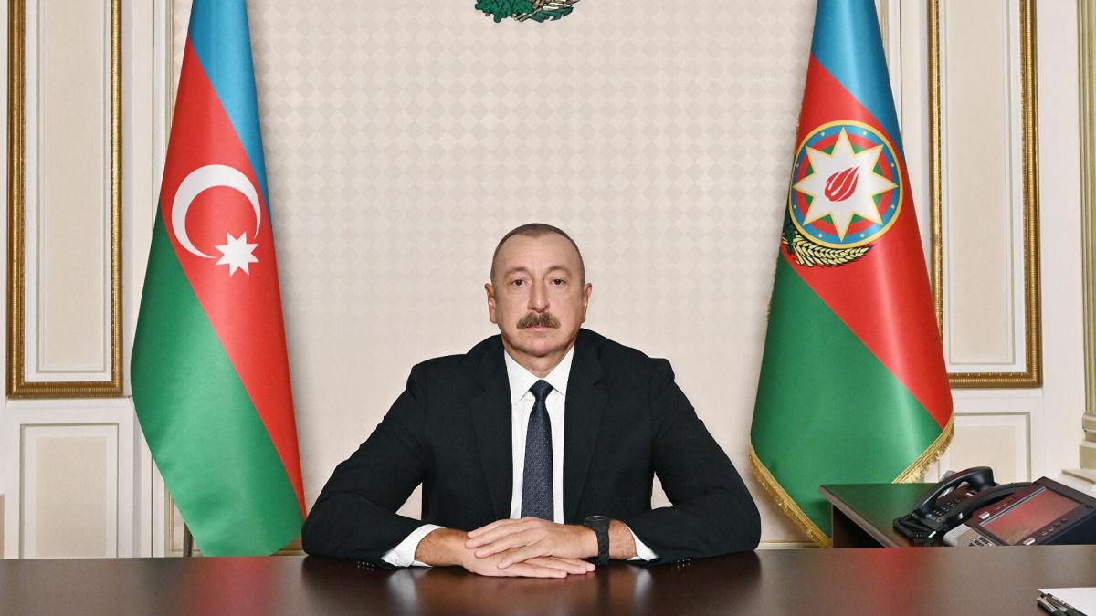 """""""Любой ценой освободим наши земли"""", - Алиев назвал решающую операцию карабахской войны"""