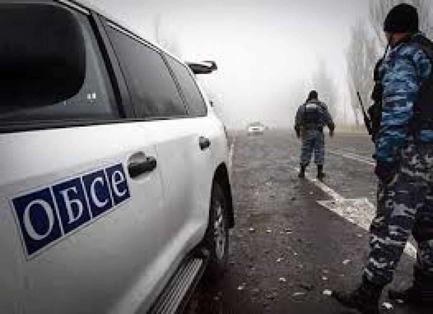 """Гармаш о взятии в заложники наблюдателей ОБСЕ в Горловке: """"Это вызов Кремля 56 странам"""""""