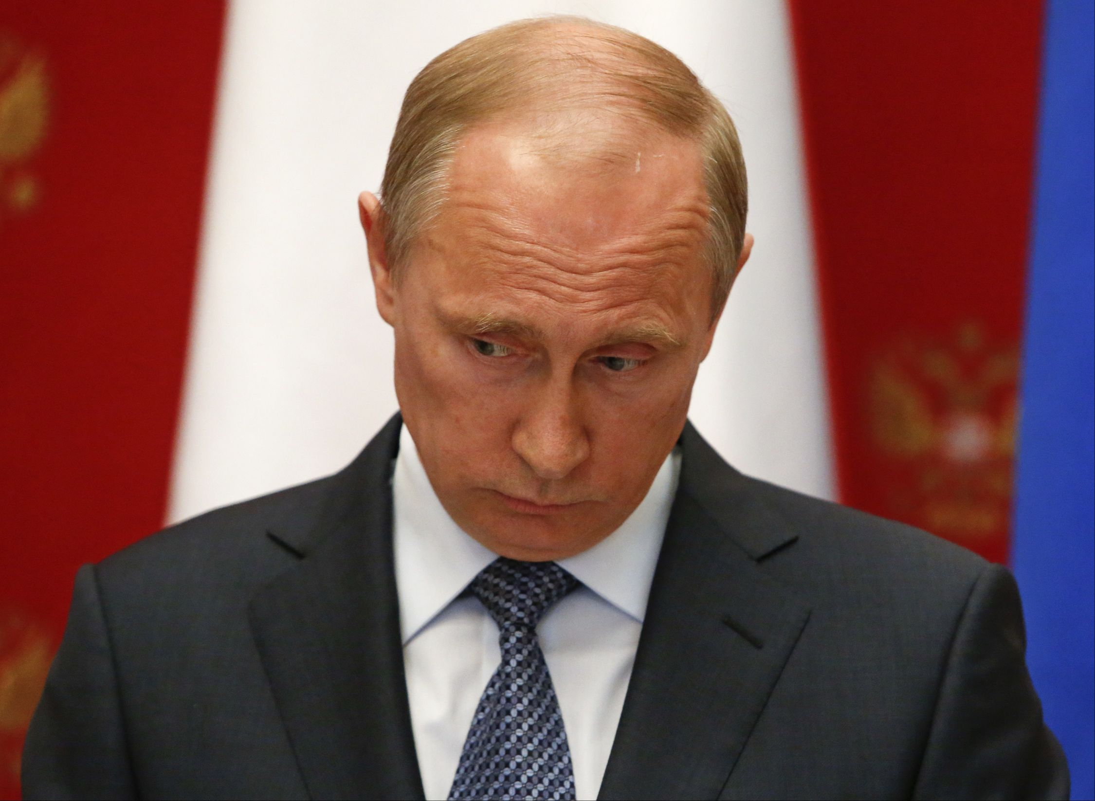 Крутое пике: в рейтинге самых влиятельных людей мира Владимир Путин опустился с первого на 29-е место