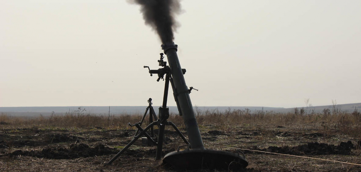Боевики на Донбассе нарушили перемирие и ударили по ВСУ минами - данные штаба ООС