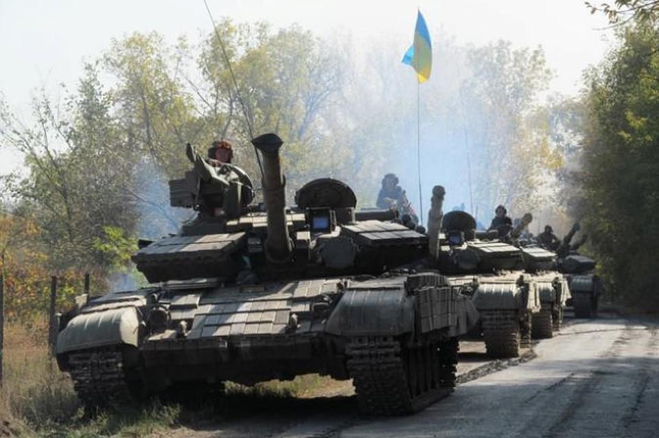 """ВСУ освободили новый поселок под Горловкой - """"ДНР"""" отступает после мощного наступления сил ООС на Донбассе"""