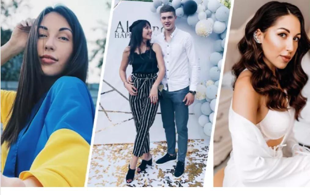 Появились фото, где жена героя сборной Украины Артема Довбика предстала в необычном образе