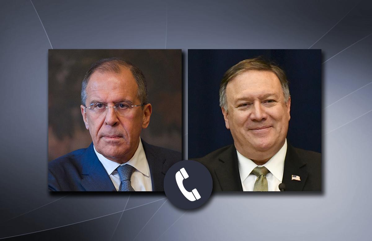 Помпео поставил Лаврова на место и заявил о создании антироссийской коалиции в Южной Америке