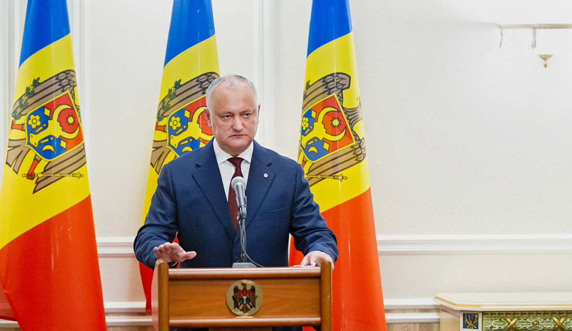 Додон грозит дестабилизацией в Молдове — победа Санду на парламентских выборах не входит в планы Москвы