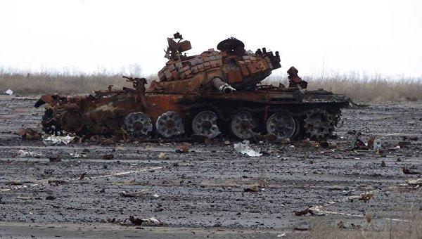 ДНР, восток Украины, Донбасс, Россия, армия, Торез, взрыв