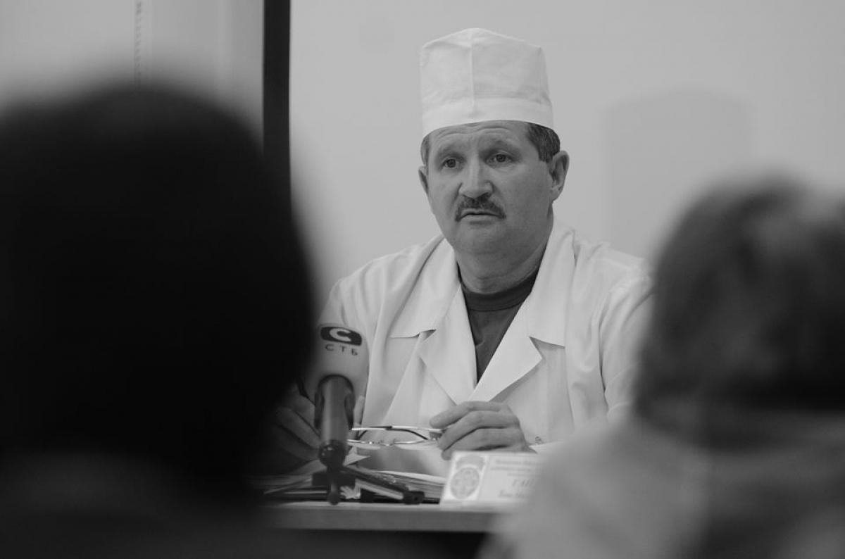Во Львове от COVID-19 умер начальник госпиталя Иван Гайда: медик спас жизни сотен защитников Украины