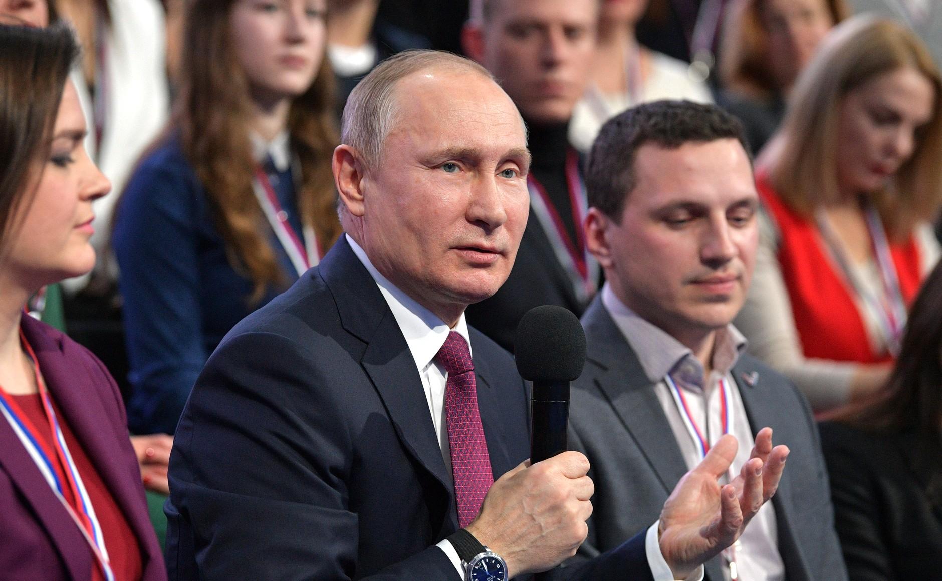 """Путин снова о """"наболевшем"""": президент России рассказал, какое историческое событие его не устраивает"""