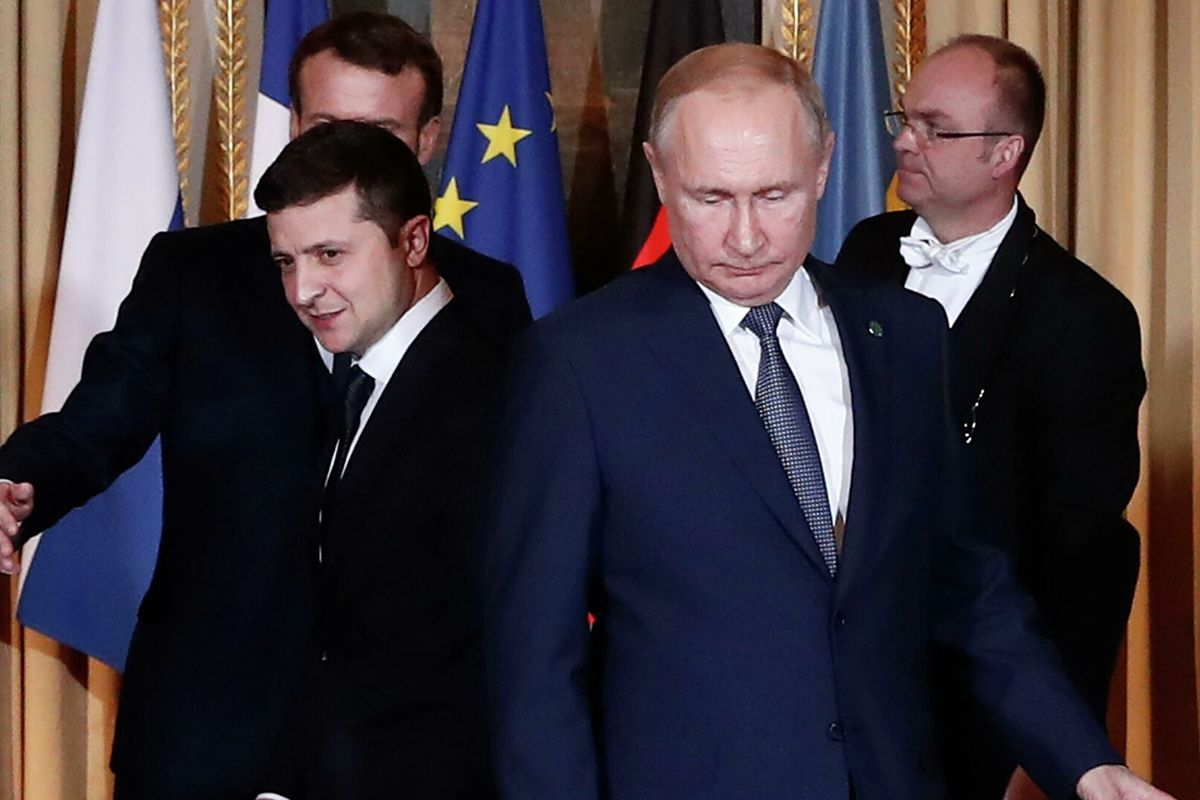 """Бабченко поддержал поездку Зеленского к Путину: """"Тайной капитуляции не будет"""""""
