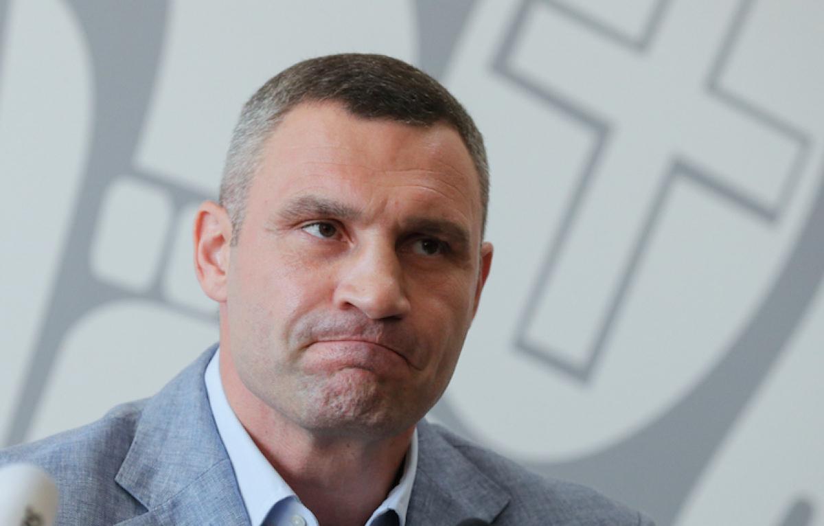 Кличко раскрыл информацию о VIP-палатах для топ-чиновников и депутатов больных коронавирусом, детали