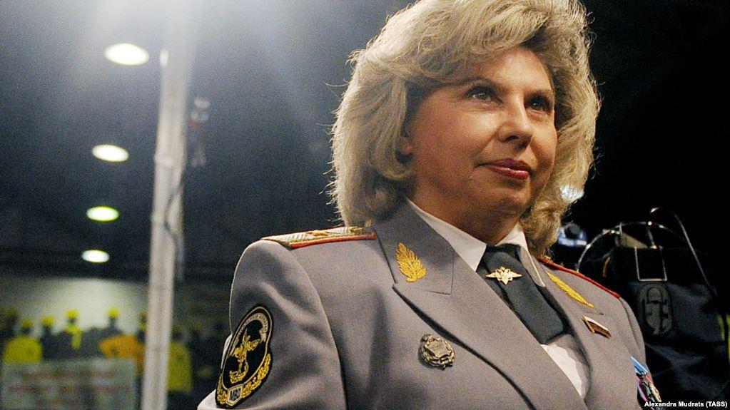 Российский омбудсмен Москалькова рассказала, собирается ли просить Путина за украинских узников