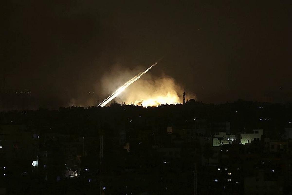 ВВС Израиля ночью атаковали базу Т4 войск Асада - удары достигли цели, несмотря на систему ПВО