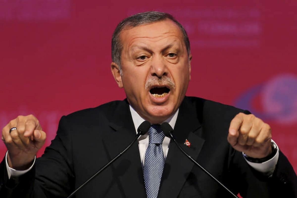 эрдоган, путин, сирия, турция, ливия, война, конфликт, мюрид, россия