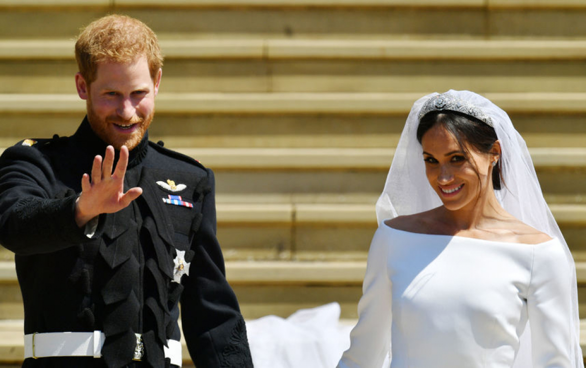 Принц Гарри и Меган Маркл планируют 2-ю свадьбу без королевских гостей