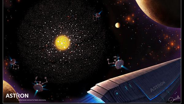 """Ученые со всего мира попробуют расшифровать знаменитый """"инопланетный сигнал Wow!"""", пойманный из космоса в 1977 году"""