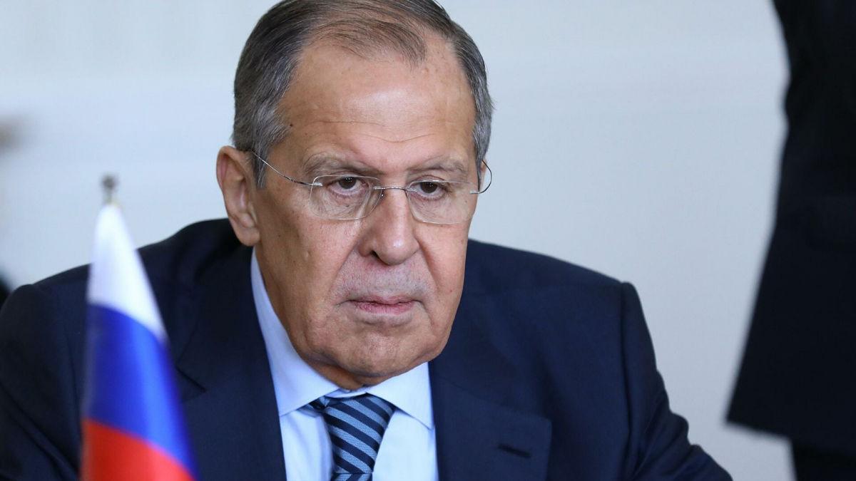 """Лавров недоволен """"поведением"""" Германии: """"Антироссийская заряженность зашкаливает"""""""
