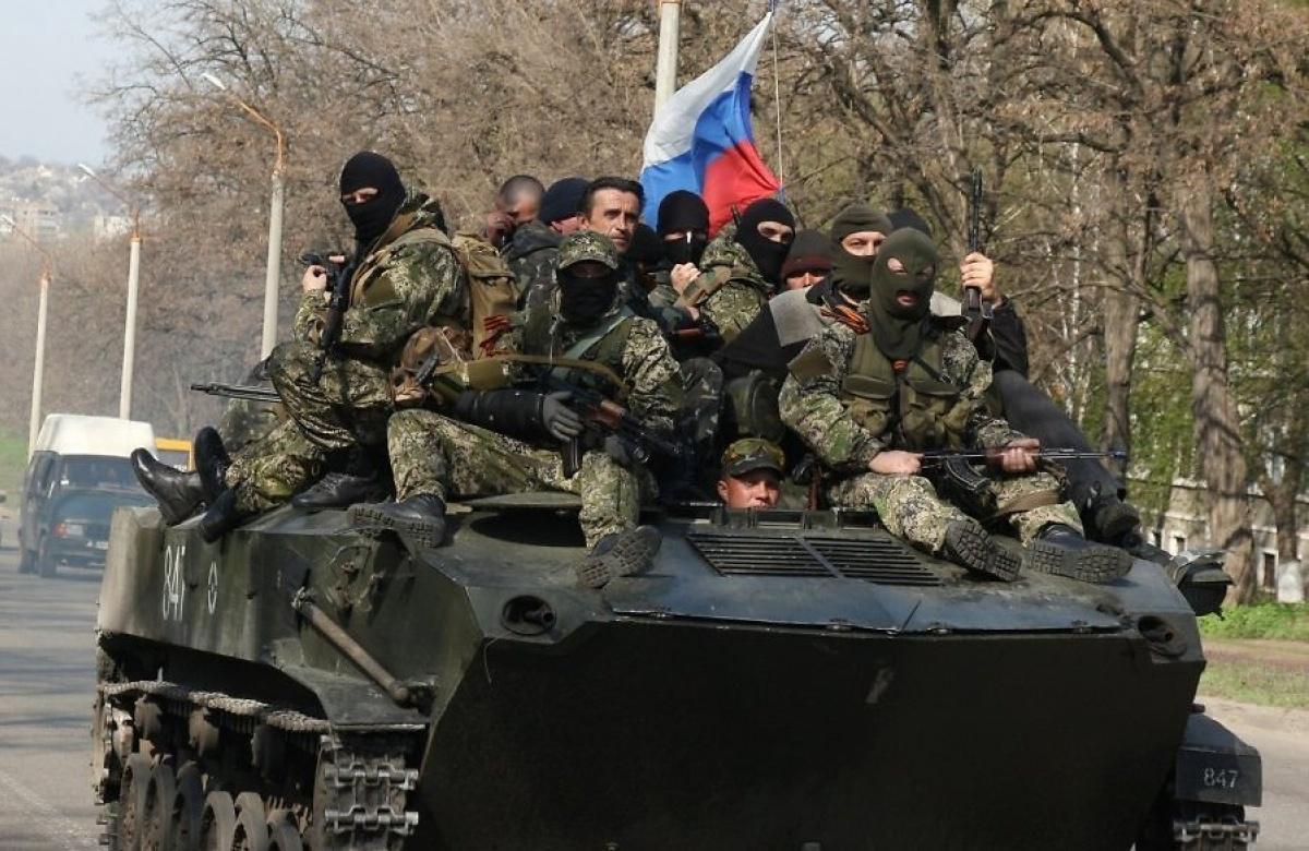 Россия, Украина, Донбасс, Наемники, Боевики, Война