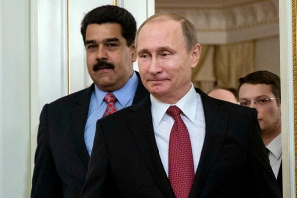 венесуэла, революция, мадуро, гуайдо, россия, роснефть, мюрид