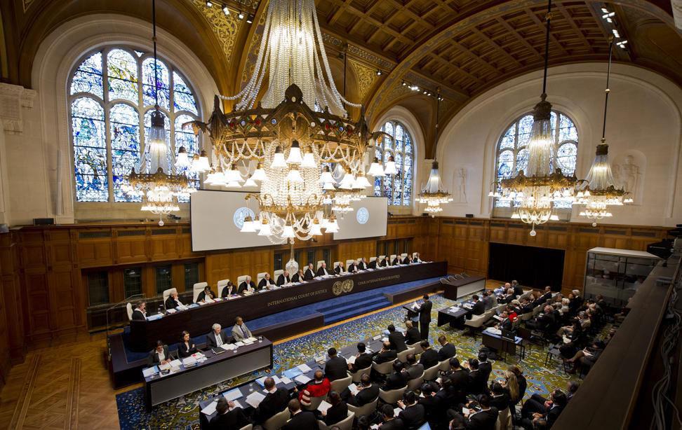 оон, гаага, международный суд, россия, украина, решение суда, предупредительные меры, донбасс, аннексированный крым