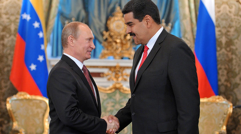 Стало известно, как Кремль поможет диктатору Мадуро обойти ряд санкций Запада