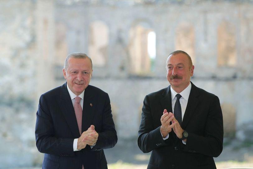 """Эрдоган создает платформу """"3+3"""" в зоне интересов России: """"Начинается восстановление мира в регионе"""""""