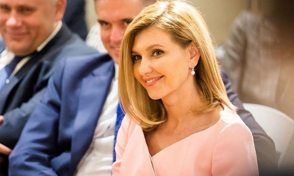 """""""Что дали, то и съели"""", - супруга Зеленского ответила, чем питается семья президента, и кто для них готовит"""