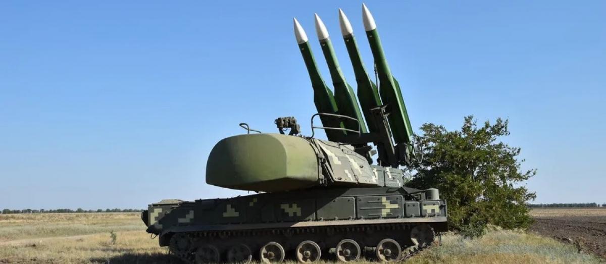 ВСУ успешно провели маневры сил ПВО у границы с Крымом: кадры облетели Интернет