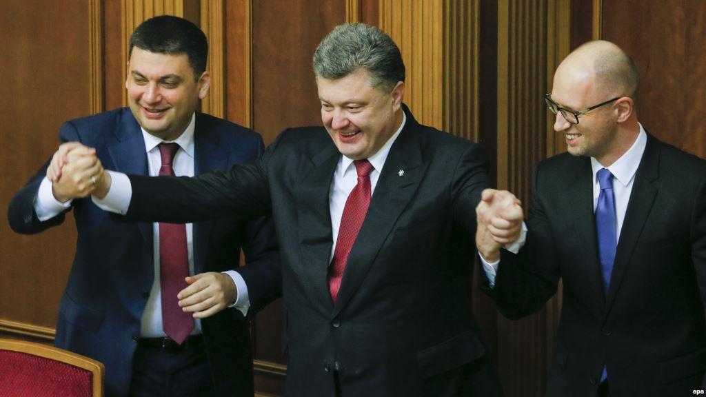 Порошенко, Турчинов и Аваков решили, что на посту премьера Яценюка заменит Гройсман - источник
